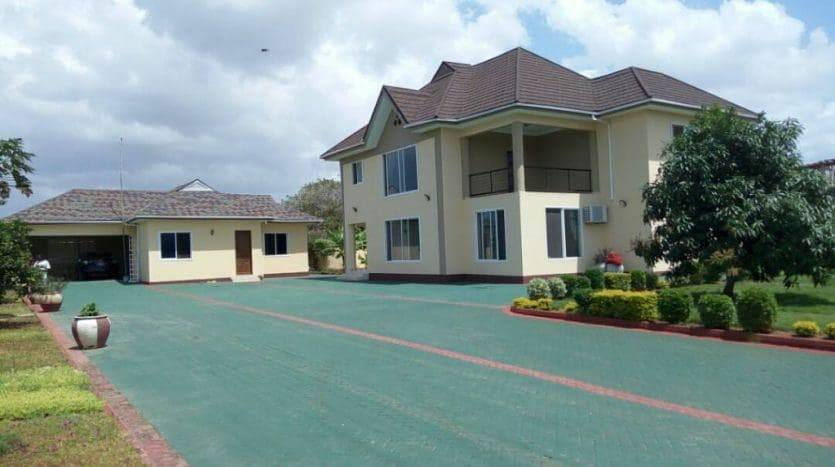 5 BEDROOM HOUSE FOR SALE AT MBWENI JKT