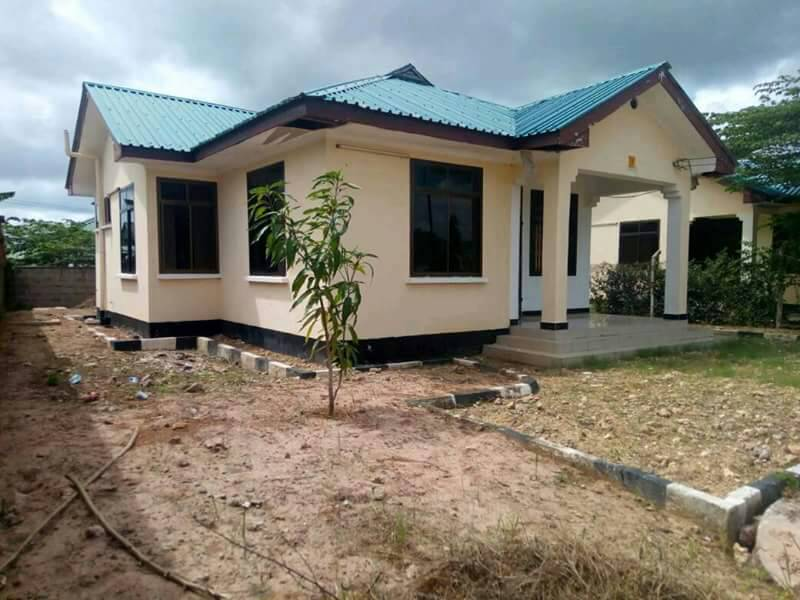 3 Bedroom House For Rent At Kigamboni Tanzania Real Estate