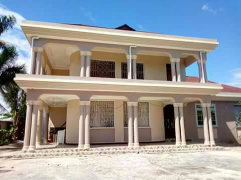 HOUSE FOR SALE AT KIGAMBONI