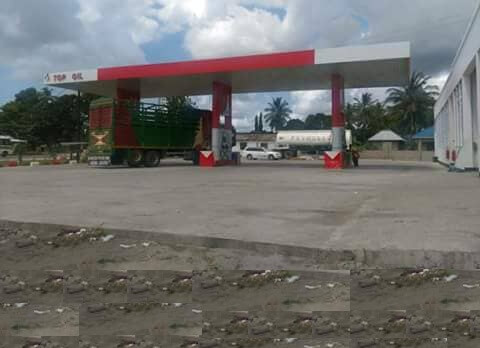 PETROL STATION FOR SALE AT CHAMAZI