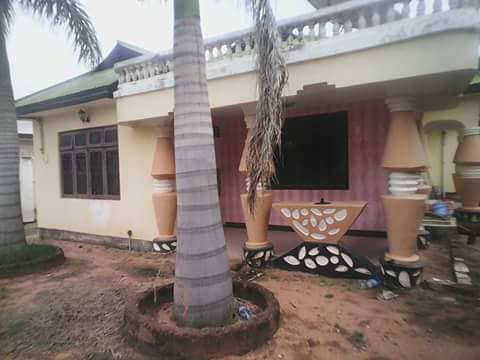 4 BEDROOM HOUSE FOR SALE AT DODOMA