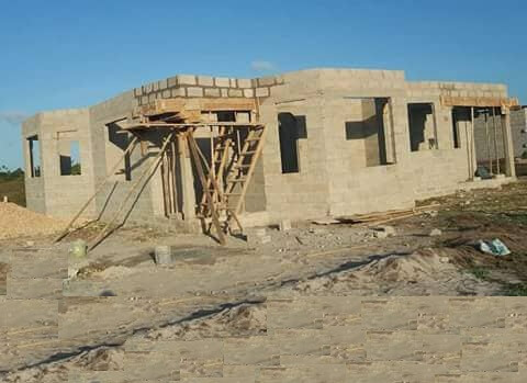 UNFINISHED HOUSE FOR SALE AT KIGAMBONI
