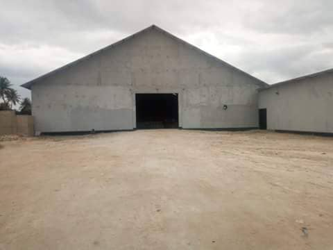 WAREHOUSE FOR SALE AT KIGAMBONI
