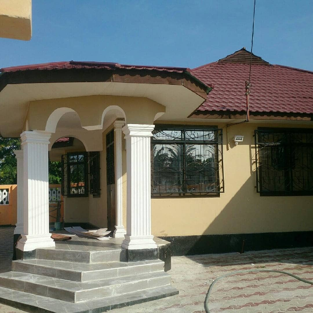 3 Bedroom House For Rent At Kigamboni