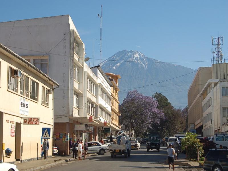 Arusha city Tanzania