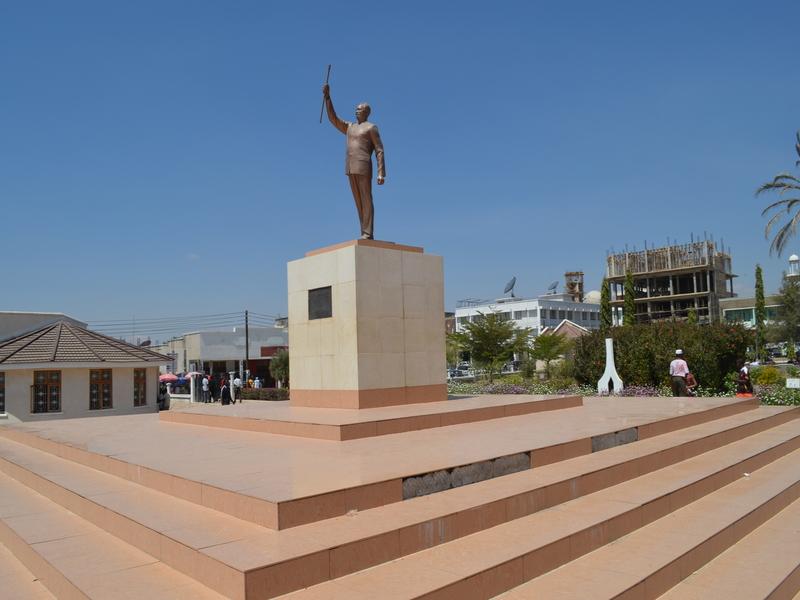 Dodoma City Tanzania