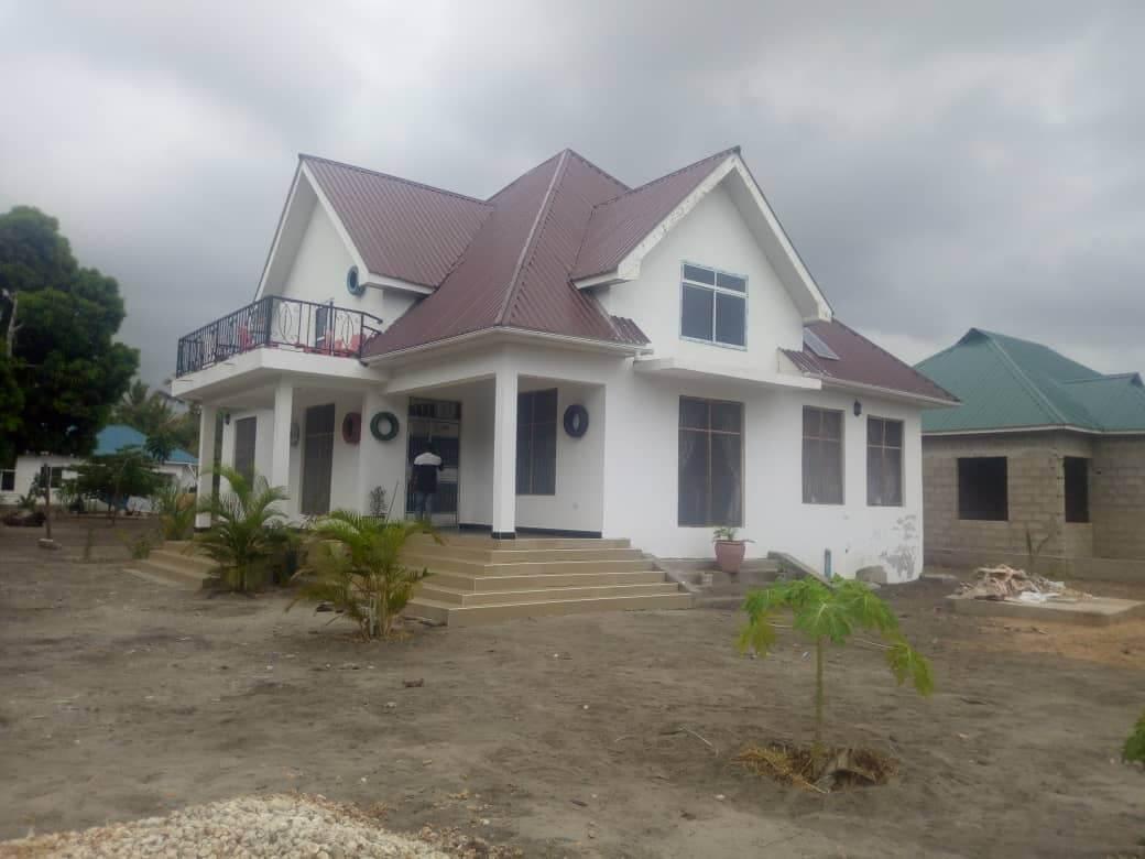 3 bedroom house for sale at mji mwema kigamboni tanzania