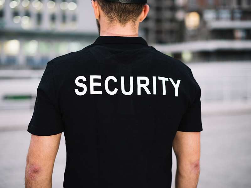 Flat security tips for property managers
