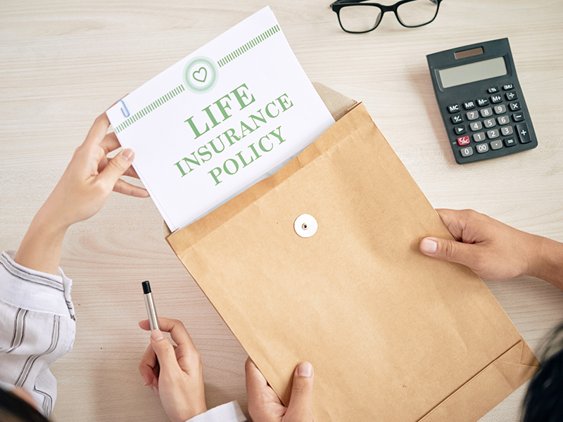How life insurance protects your family against debt