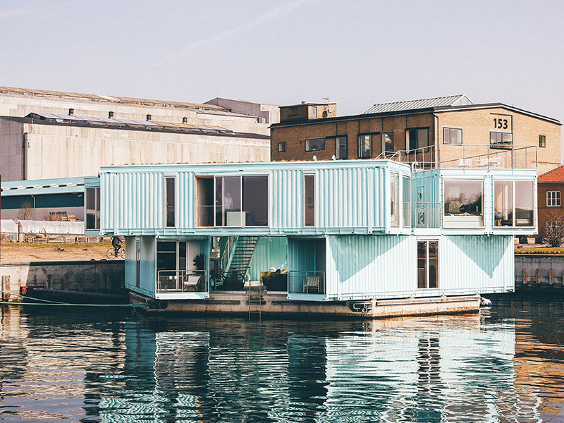 Tips on building a container home
