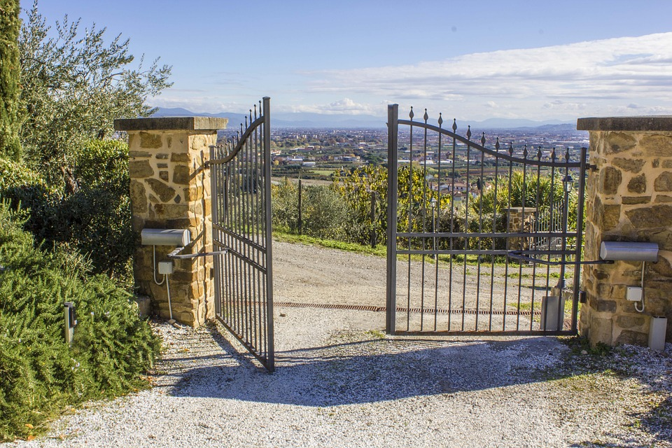 Different Types of Gates To Suit Your Property Needs