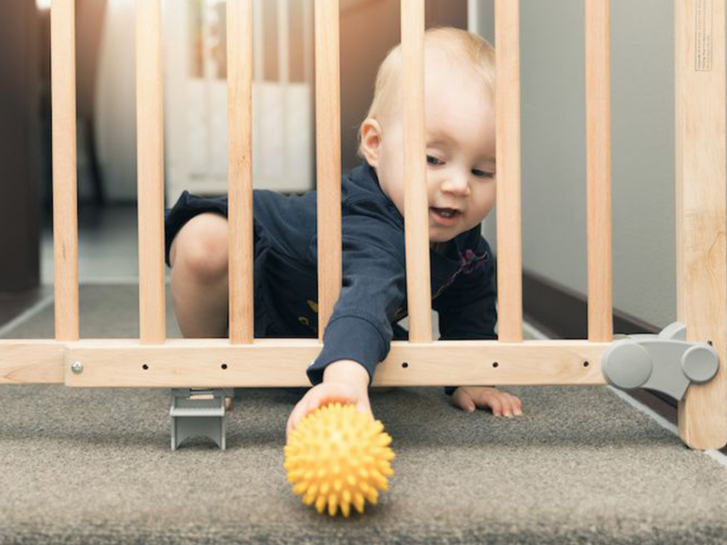 How to make your living space safe for your little ones