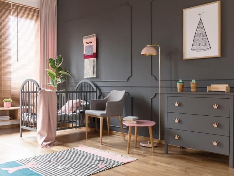 Designing and decorating a kid's room