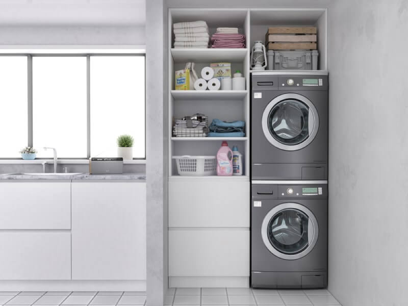 Laundry room design and planning guide