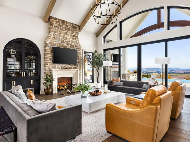 Ultimate guide to vaulted ceilings