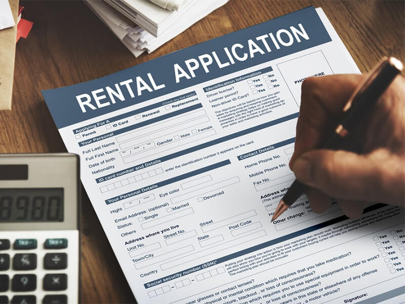 5 tips for a winning rental application