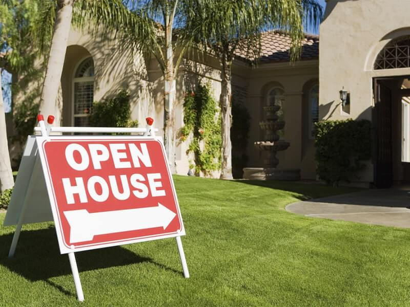 Great tips for a successful open house