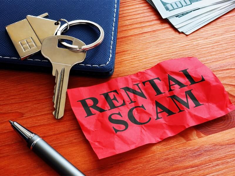 Rental scams to look out for